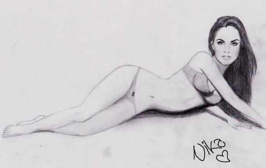 Megan Fox by Vika.loves.M